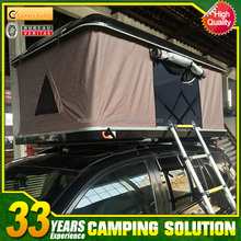 SUV Auto Hard Shell Roof Top Tent For 2 Person From China Manufacturer