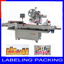 Automatic round labeler,labeling machine for food containers labeling machine price