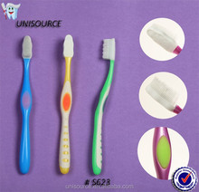 Changeable silica head toothbrush
