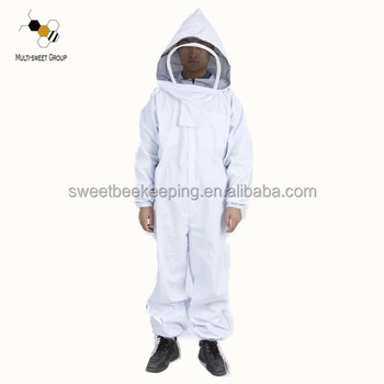 Factory price beekeeping camouflage suit beekeeper protection clothing