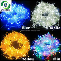 2014 Multi Color Christmas Decoration Light 12 Volt LED String Lights Wholesale