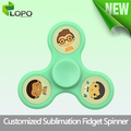 New Style Sublimation Luminous Hnad Spinner