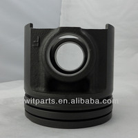 cast iron pistons 125mm piston Japan