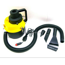 HF-802(001) DC 12V 90W High Power Strong Suction Portable Car Vacuum Cleaner