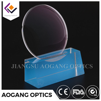 high quality 1.59 polycarbonate optical lens with hard multi coating