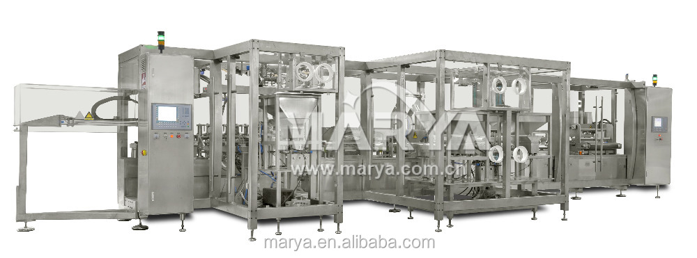 Pharmaceutical Non-PVC soft infusion bag IV plant Turnkey project for normal saline