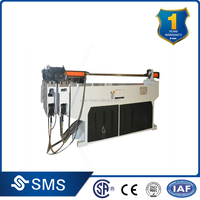 Best sale factory price cnc hydraulic exhaust pipe bending machine