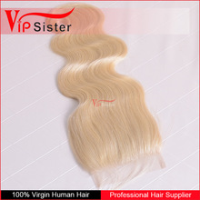 virgin hair silk top closure lace frontal hair extension closure remy lace front closure piece