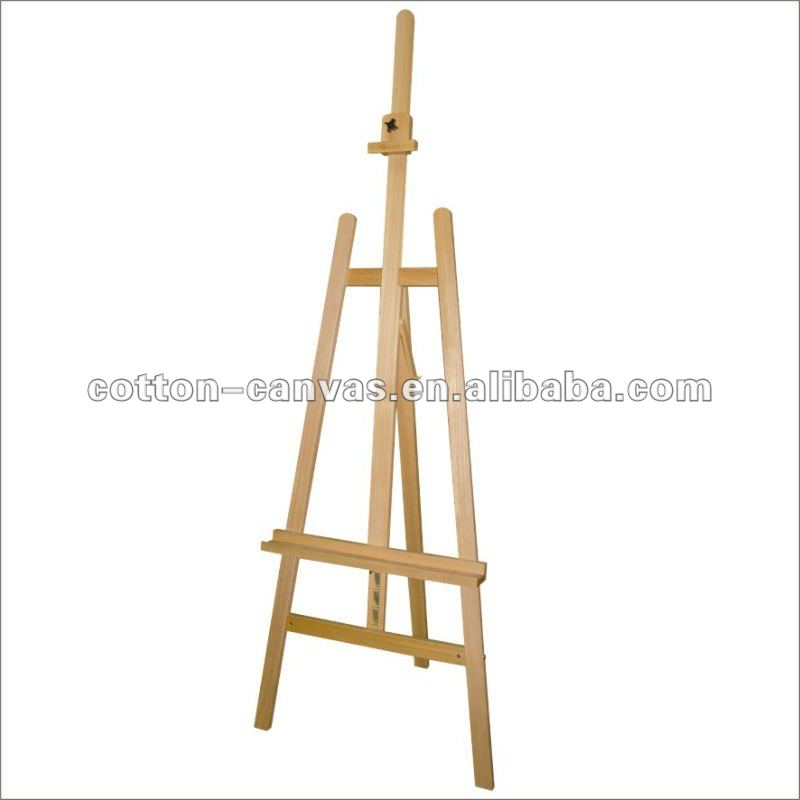 Wooden Adjustable Lyre Easel