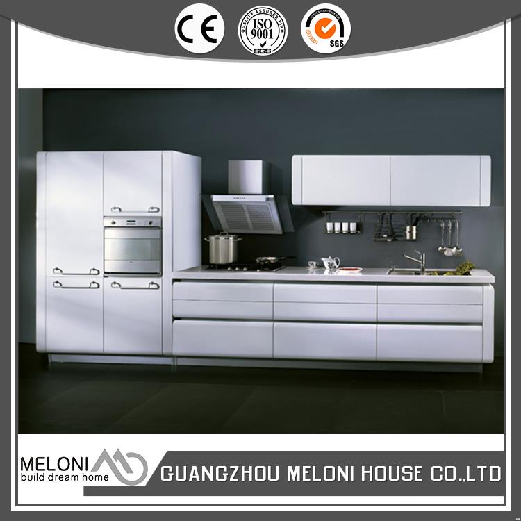 Luxury design promotional white modern style kitchen cabinet