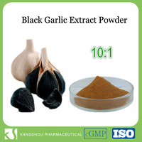 Natural black garlic fermented black garlic extract powder