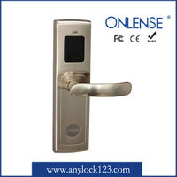 digital glass door lock for hotels