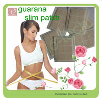 hot sale Korea slim belly patch for weight loss guarana slimming patch