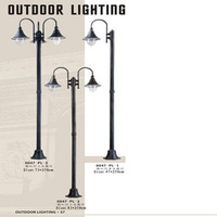 high power outdoor garden lighting