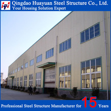 Good quality prefabricated light structural steel workshop