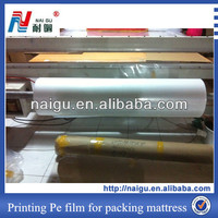pe blue protection film