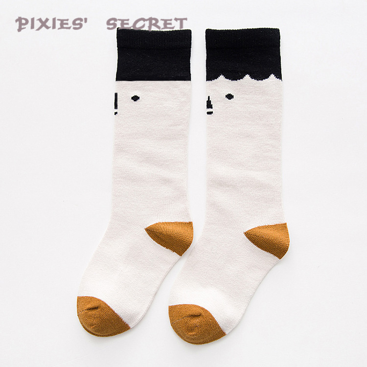 Fashion style korean boys girl sexy knitted sports foot stocking