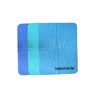Wholesale Price The absorber car cleaning Towel pva Car Chamois For Washing