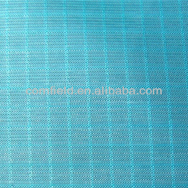 400T 0.08 check nylon taffeta fabric with Tear -resistant silicone coated for parachute