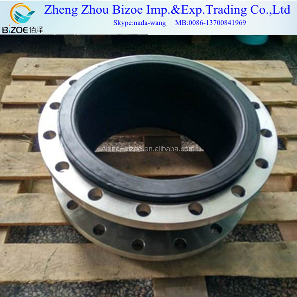 carbon steel epdm single ball rubber expansion joint 0086-13700841969