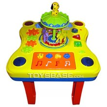 Early learning turntable toys kids toys