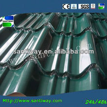 decorative metal roofs