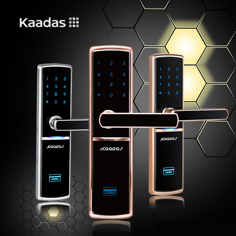 Kaadas 5088 High quality High security security door lock electronic lock keyless door lock for office/home