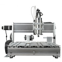 For Sale Small 6040 Homemade Mini CNC Woodworking Machine Router Equipment Price Good for Carving & Cutting