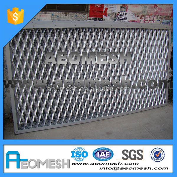 Made In Guangdong RP Small hole aluminum expanded metal , expanded mesh , Expanded metal mesh home depot