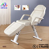 2014 wholesale therapeutic massage bed&beauty salon facial bed&folding massage facial bed portable (KM-8201)