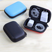 Traveling Compact Battery Charger EVA Case