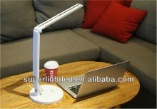 12v dc energy saving sensor hotel table lamp for American market