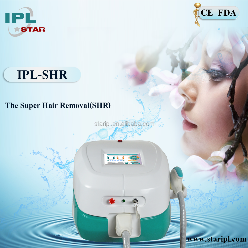 FDA Factory Price SHR Hair Removal /Skin Rejuvenation/IPL Machine
