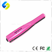 2017 hot new Mini Professional rechargeable cordless hair straightener