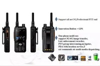 walkie talkie with sim card F22 3G Android radio base on network realtime connect mobile phone with walkie talkie
