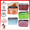 Fashion Dual Bag In Bag Inner Storage Organizer Pouch Handbag Tote Insert Purse