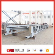large metal welding structural steel fabrication frame parts