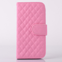 PU Leather Case for Samsung Galaxy S4 mini,Smart Phone Case,Leather Wallet Pouch