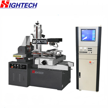 DK7725AZ high speed high quality low price automatic cut wire EDM machine CNC wire cutting