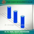3.7V 18650 battery 2000mah high capacity Batteries 18650 made in china