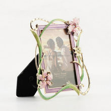 the most beautiful photo frames 7 inch acryl metal photo frame 3r photo frame