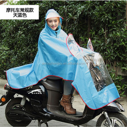 100% pvc rain ponch polyester or oxford long nylon raincoat raincoat poncho military outdoor workplace bicycle motorcycle poncho