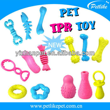 2014 New Fashion and Hot Sale Pet TPR Toy