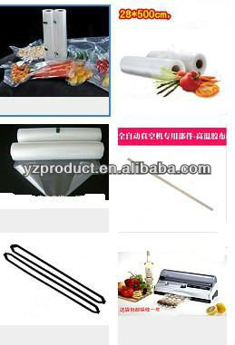 household stand vacuum food sealer bag
