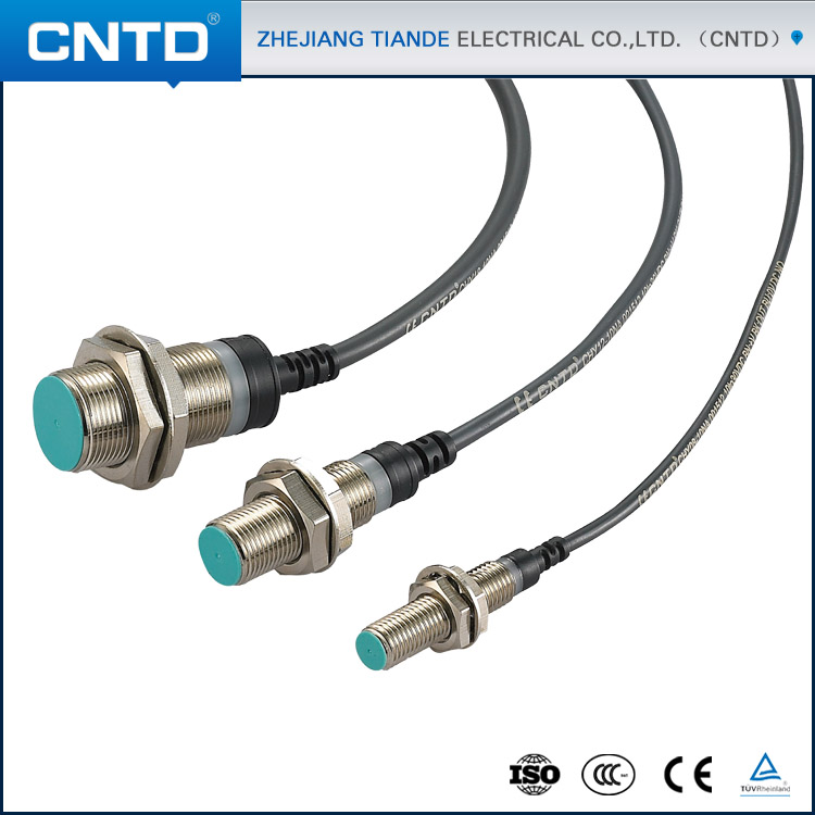 CNTD New Technology IEC Standard AC 2 wire 12mm NO Magnetic Sensor Switch for Elevator CXY12-10KA