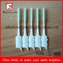 Interdental brush wholesale top quality interdental floss pick
