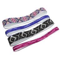 Multicolor Hairband for Female Athelets