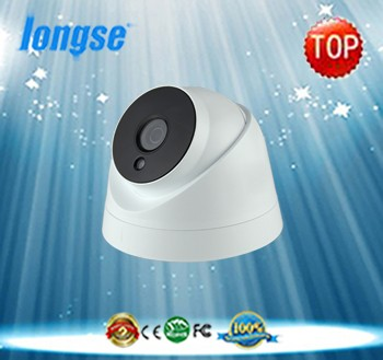 longse Hot Sell Plastic IR Dome Camera sony 2MP IMX323 + Hi3516C network HD-IP Camera LDHC20S200