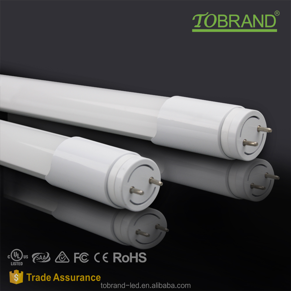 Unique design t8 led tube light parts(fixture)