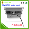 IP65 3 years warranty high power led flood light outdoor 30W most powerful led flood light driver